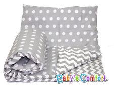 Baby's Comfort REVERSIBLE 2pcs baby bedding set DUVET/ QUILT COVER + PILLOWCASE