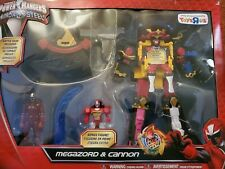 Power Rangers Ninja Steel Megazord & Cannon Toys r us TRU Exclusive Bandai