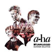 A-HA MTV Unplugged Summer Solstice 2CD BRAND NEW 2017