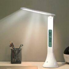 Schreibtisch-Lampe LED Tischlampe Büro-Leuchte dimmbar Nachttischlampe Touch sF