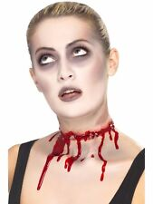 Fil de fer barbelé Halloween FAUX LATEX blague cicatrice Déguisement zombie