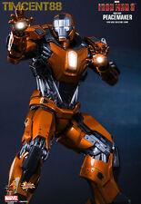 Ready! Hot Toys Sideshow 1/6 Iron Man 3 Mark 36 XXXVI Peacemaker 2014 Exclusive