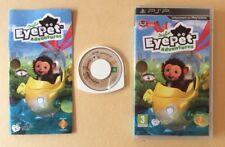 Jeu PSP Sony EYEPET ADVENTURES PlayStation Portable UMD Disk