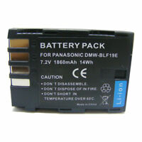 BATTERY for Panasonic DMW-BLF19 DMW-BLF19E Lumix DC-G9 Mirrorless Digital Camera