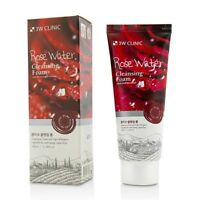 3W Clinic Cleansing Foam - Rose Water 100ml Cleansers