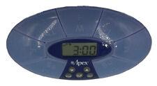 Apex~Digital Turtle Pill Organizer Weekly Alarm