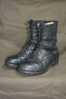 Used Canadian military combat boots size 7 1/2 - 8  ( z-45 )