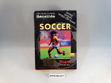 INTERNATIONAL SENSIBLE SOCCER LIMITED EDITION ATARI JAGUAR PAL ORIGINAL COMPLETO