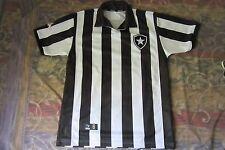 kappa botafogo  blk/white  nilton santos soccer jersey L
