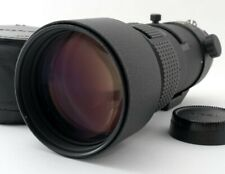 MINT Nikon AF Nikkor 300mm f/4 ED IF Ai-s Lens from w/ Cover, Cap, Filter JAPAN.