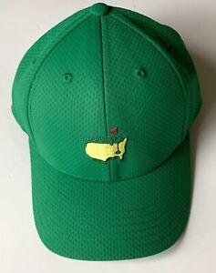 2021 Masters golf hat green performance tech american needle pga new