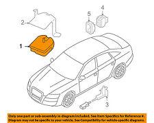 AUDI OEM 05-17 A6 Quattro Alarm System-Alarm Horn 1K0951605F