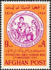 Afghanistan 1973 Health/Welfare/Family Planning Association/People 1v (n31738)
