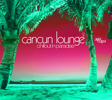 CD Cancun Lounge Vol.2 Chillout In Paradise 2CDs