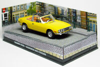Triumph Stag Diamonds are Forever James Bond  IXO/ALTAYA 1/43 scale Model Car gj