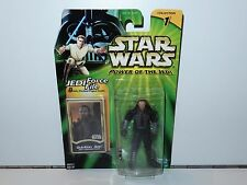 STAR WARS 2000 POTJ QUI-GON JINN TRAINING GEAR MOSC HASBRO