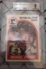 Michael Jordan 1989 BGS 9
