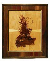 Fantasía estilo moderno arte contemporáneo decoración del hogar chapa de...