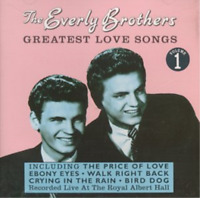 The Everly Brothers - Love Songs Vol.1 (CD) (1997)