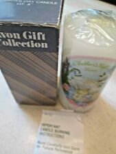 "Vintage Avon*Mother'S Day Candle*A Mother'S Gift Is Love*Ht. 4"" *Nib*Very Rare"