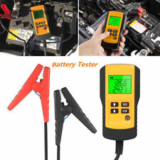 12V Digital LCD Car Battery Tester Automotive Battery Load Tester Analyzer CCA #