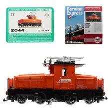 "Lehmann LGB Electric Locomotive 213 Ge 4/2 Shunter Orange "" Iron "" 2044 Gauge G"