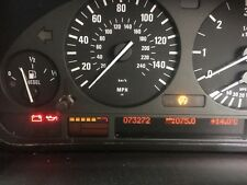Used Bmw speedo for 2002 diesel good working order