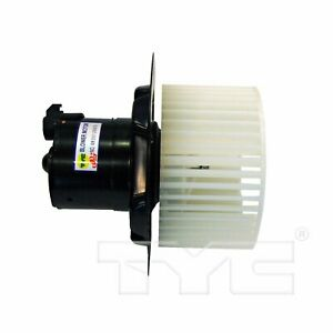 For Ford Bronco F-150 F-250 F-350 Front HVAC Blower Motor Assembly TYC 700146
