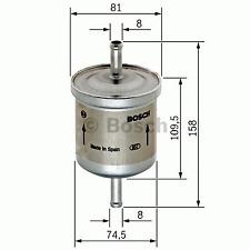Kraftstofffilter - Bosch 0 450 905 030