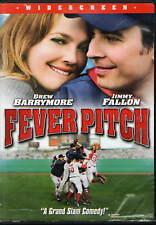 Fever Pitch (DVD, 2009) Drew Barrymore & Jimmy Fallon