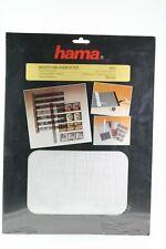 Hama Negativ-Ablageblätter 25 Blatt á 7 Streifen 35mm - 9150 - NEU OVP