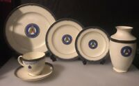 Star Trek The Undiscovered Country Props Prop Dinner Service Screen Used set +