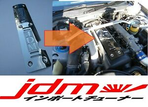 Toyota JZX100 Engine Cover 1JZ-GTE VVT-i JDM Mirror Stainless Steel Mark Chaser