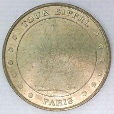 MdP 75 : PARIS JETON TOURISTIQUE - TOUR EIFFEL 12 POINTS N° 2 - 2001