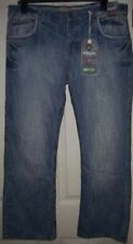 Cotton Bootcut Short 30L Jeans for Men