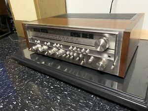 Vintage Pioneer SX-1080 Stereo Receiver - tested and working