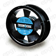 FAN AXIAL THERMOCOOL ROUND (172x172x51mm) 176/198 CFM BALL 110V 60Hz#G17050HASB