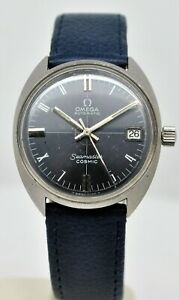 Omega Seamaster Cosmic stainless steel auto gents watch,1969 Cal 565 ref:166.023