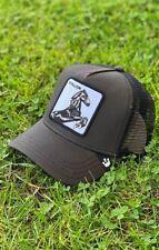 Goorin Bros Stallion Nero Cappello animali Unisex-baseball cap ORIGINALE