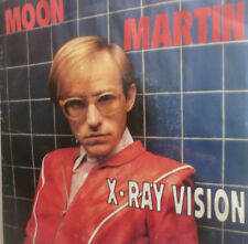 """7"""" 1982 ROCK FRENCH PRESS IN VG+++ ! MOON MARTIN : X-Ray Vision"""