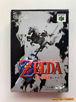 THE LEGEND OF ZELDA OCARINA OF TIME Nintendo 64 JAPAN