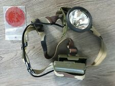 lampe frontale militaire camoufler