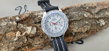 Detomaso Firenze Quartz Silver Dial Watch #SL1624-CH (Men Watch)