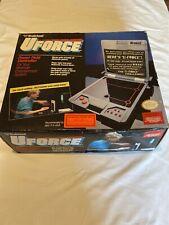 Nintendo Broderbund UForce NES Controller U-force