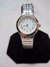 Elements Ladies Watch Stainless back & band Expansion Element Analog Japan