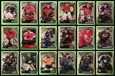Choose 1 Super Star Foil /28 Finish 13-14 Panini Hockey Sticker NHL 2013-14 set