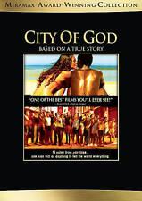 City of God (DVD, 2011) RARE BASED ON A TRUE STORY CRIME DRAMA BRAND NEW