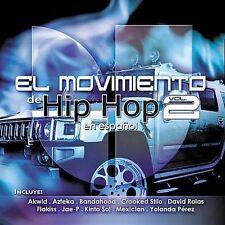 Various Artists : Movimiento De Hip Hop En Espanol 2 CD