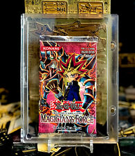 YU-GI-OH! MFC Magician's Force 1st Edition Booster PACK | Factory Sealed