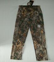 TERRAMAR Realtree Camouflage PREDATOR HUNTING Camp PANTS Mens Size 2XL XXL NEW